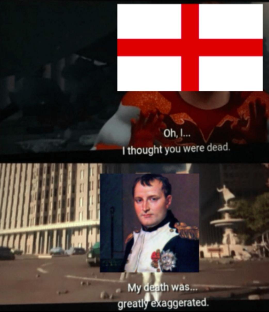 Allez Napoléon - meme