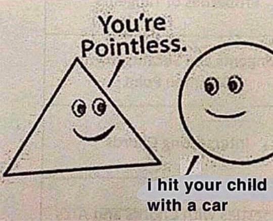 hit with car - meme