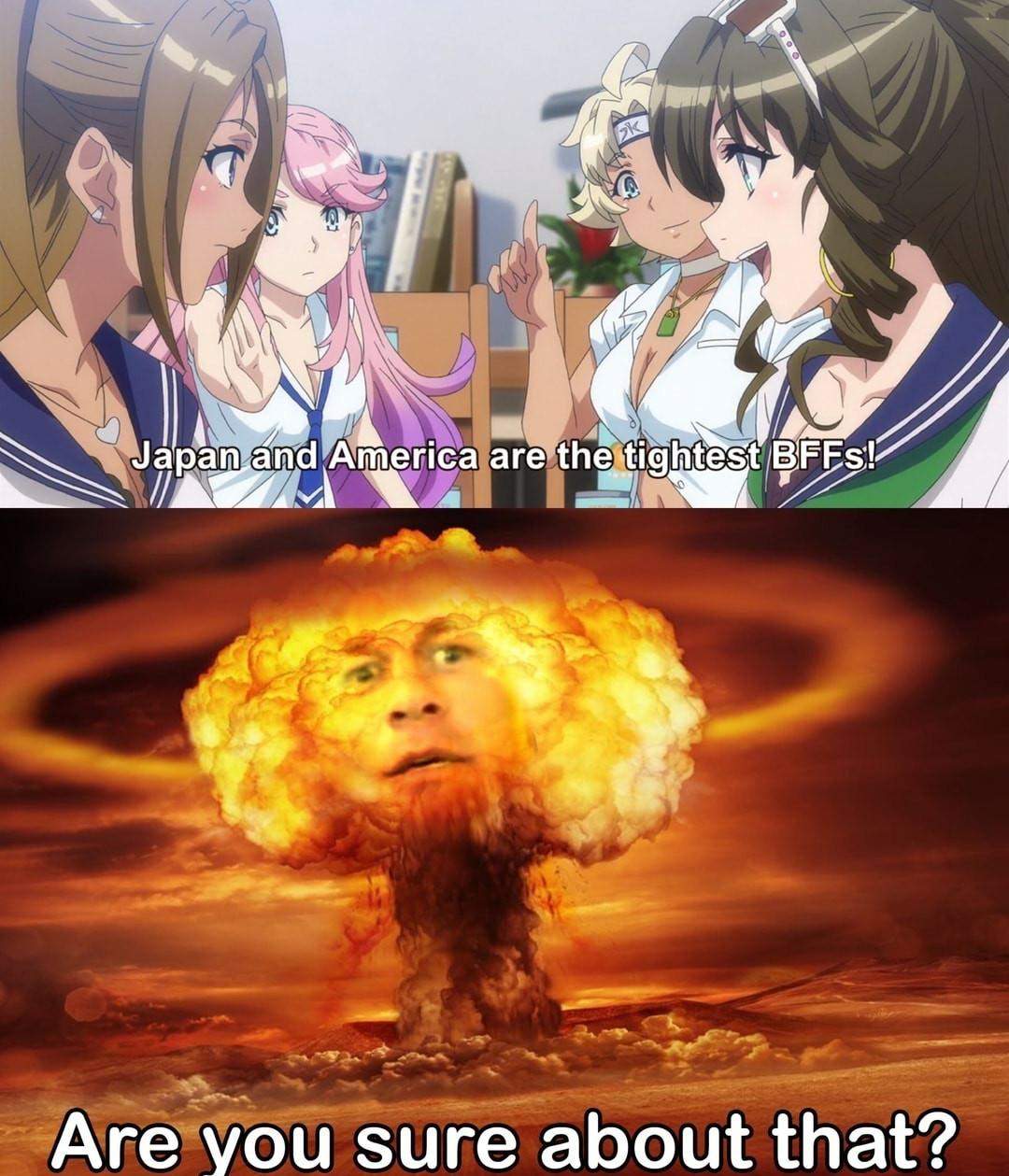 Die Japan - meme