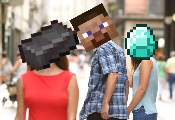 Sabéis que en un server de Pixelmon si pones F en el chat? - meme