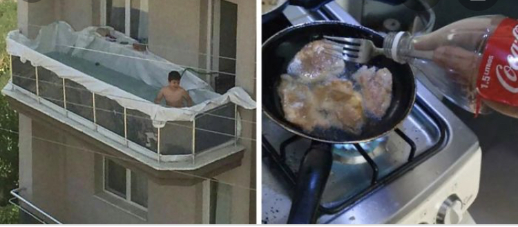 There living in 3017 - meme