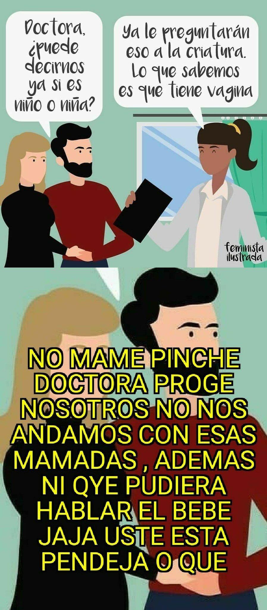 No mame doctora - meme