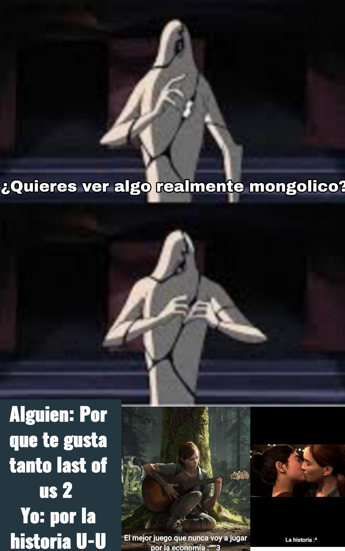 Malditos estados de watsap autistas - meme