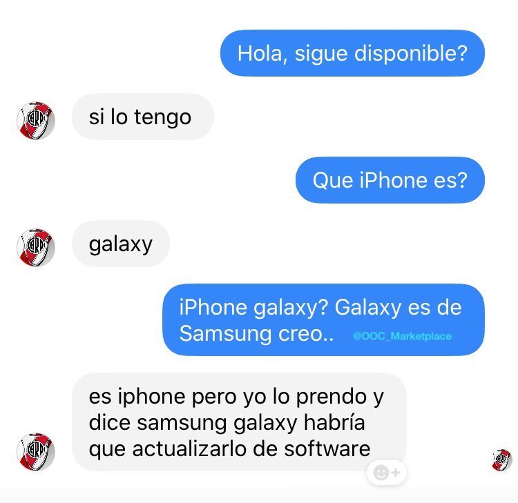 iPhone Galaxy - meme
