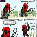 Arriba Deadpool