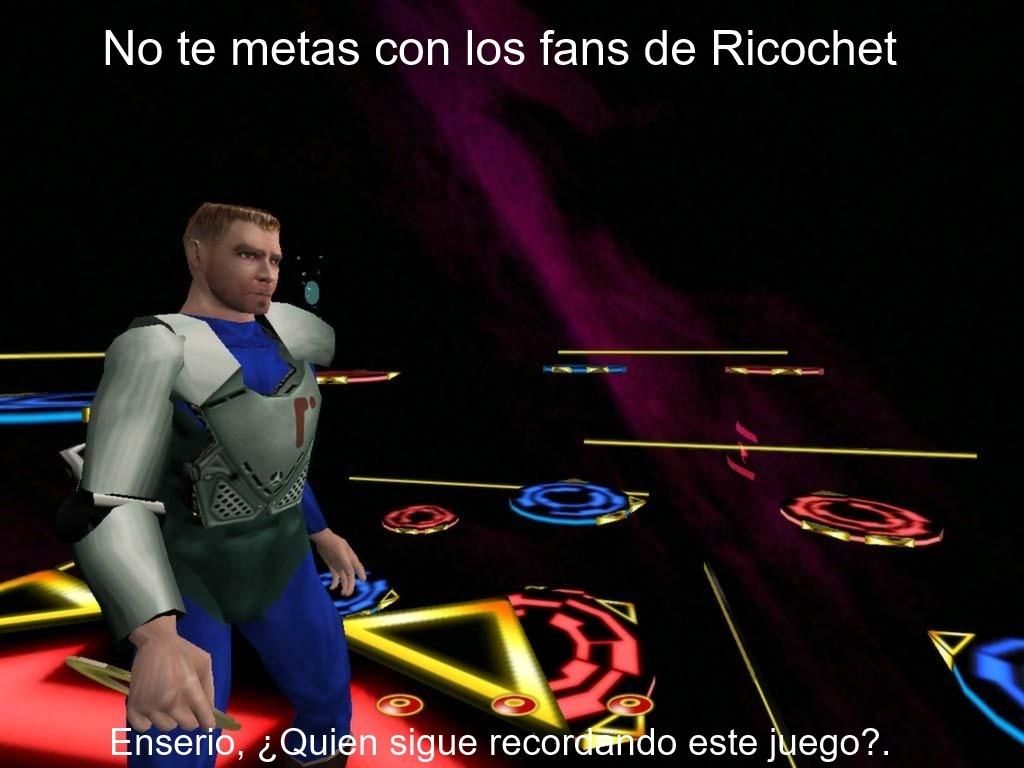 No te metas con los fans de Ricochet By: OneDdYT - meme