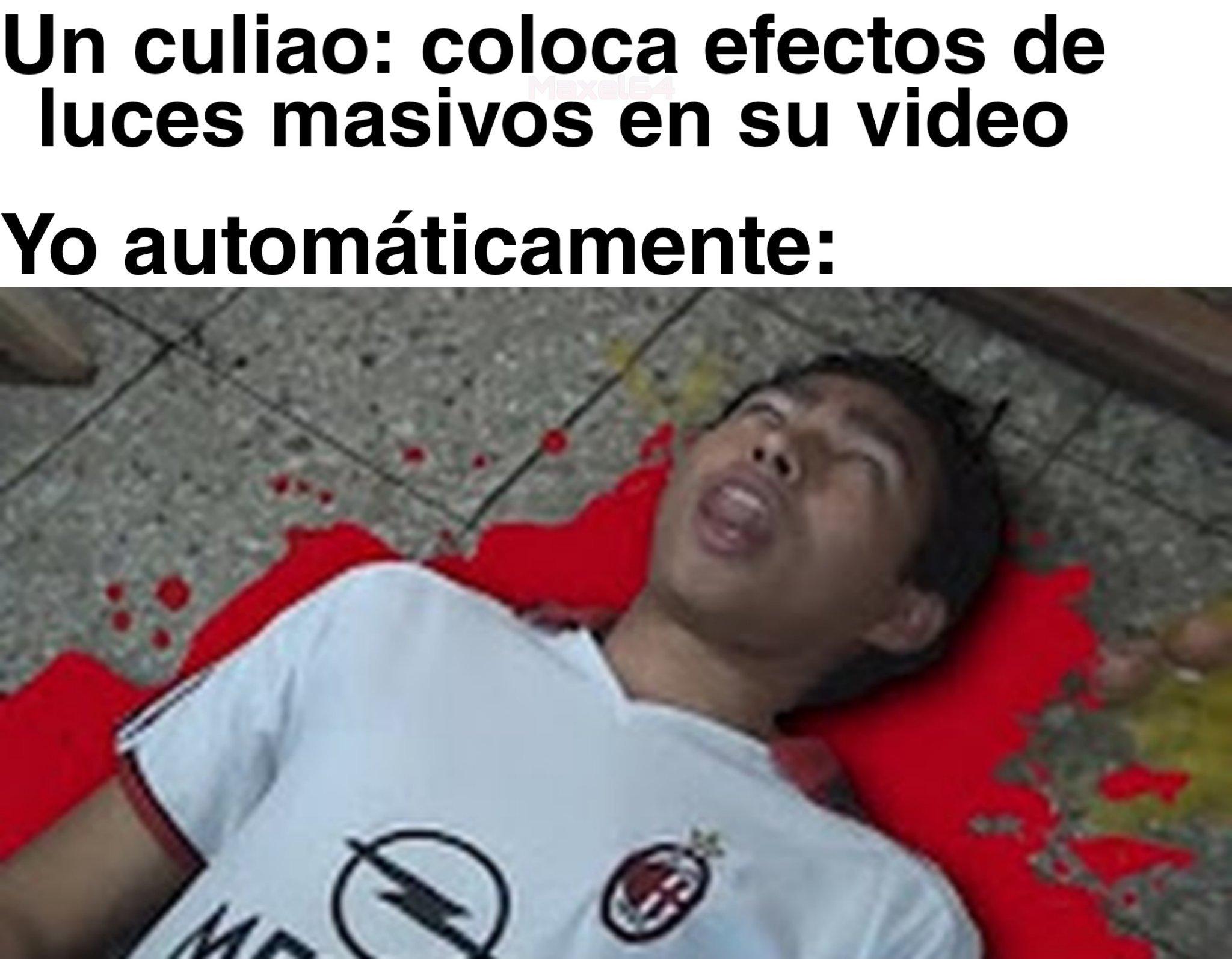 Putos videos MLG - meme