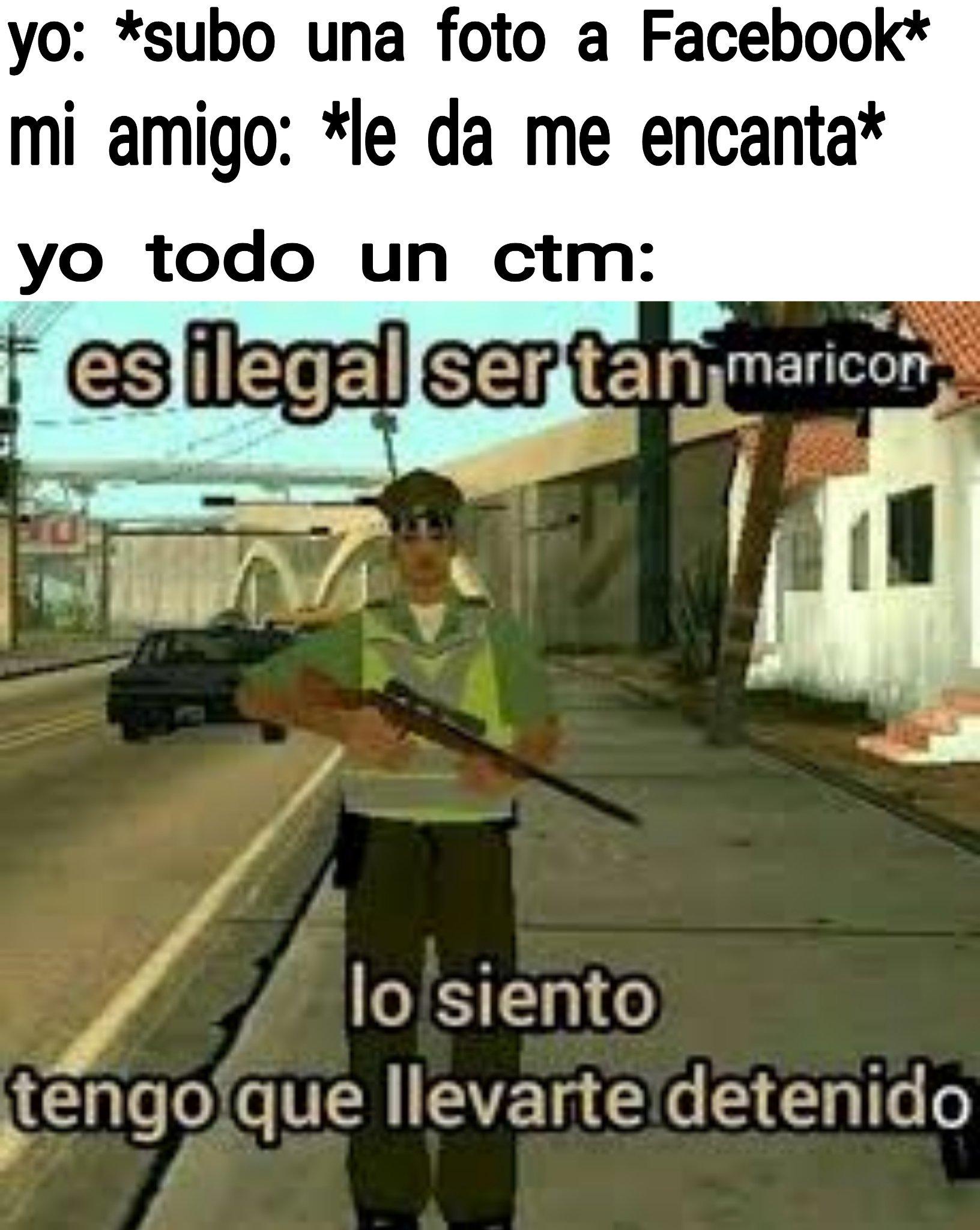 Es ilegal - meme