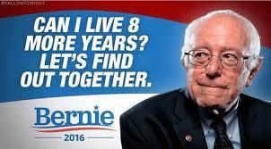 Bernie 2024 - meme