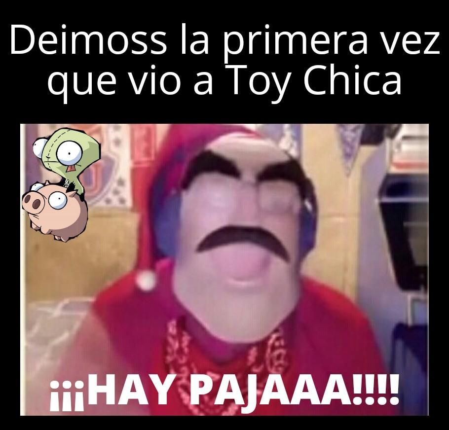 Pinche pajero - meme