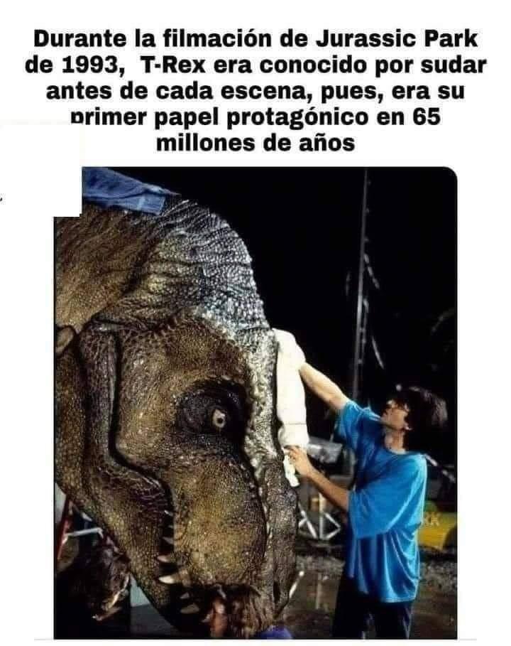 dinosaurios - meme
