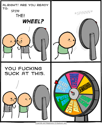 575037f1f31e1 wheel of pain! meme by baniknik ) memedroid