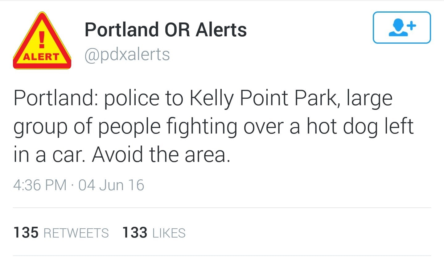 Florida man has no chance against the city of Portland, OR - meme
