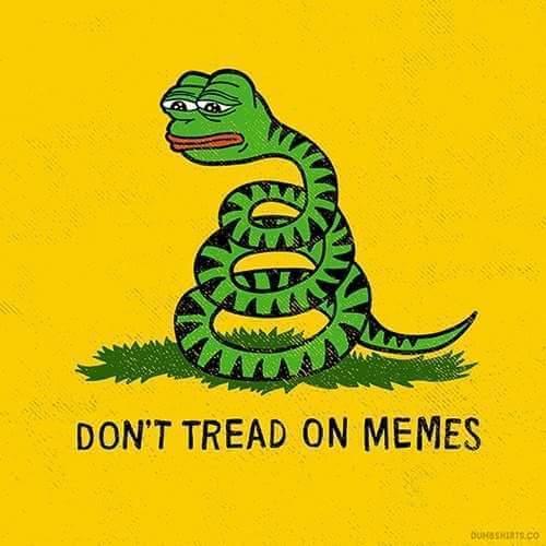 Don't take away our guns! - meme