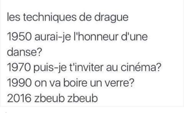 """Zbeub zbeub"" que de la poésie :) - meme"
