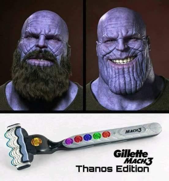 Infinity war - meme