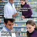 MOÇA, TOME COM ÁGUA PFV