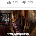 Mira ese equilibrio :v