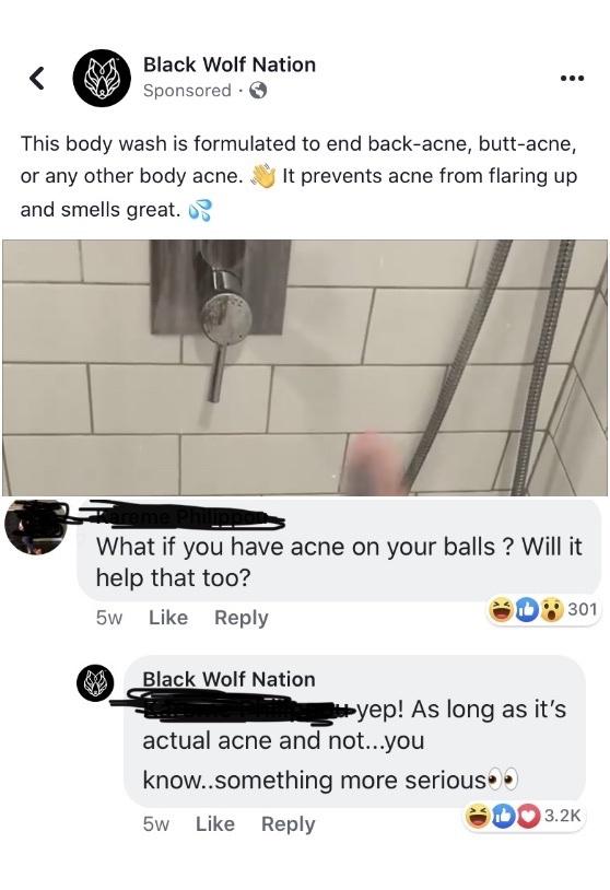 acne - meme