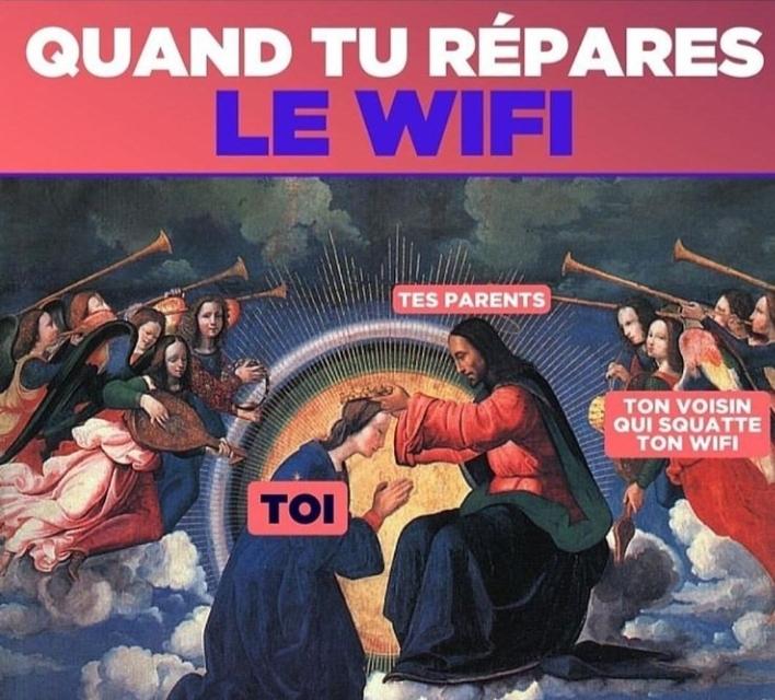 Oh seigneur - meme