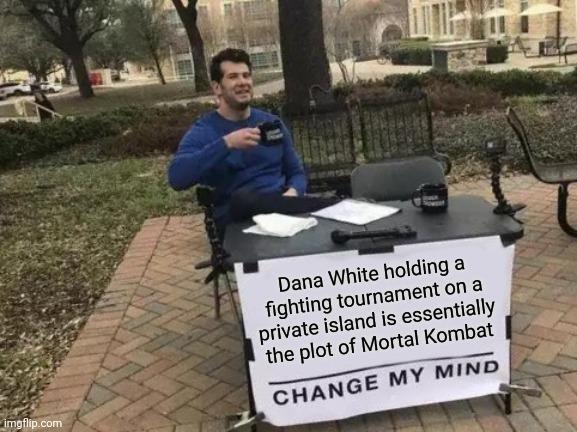 FINISH HIM - meme