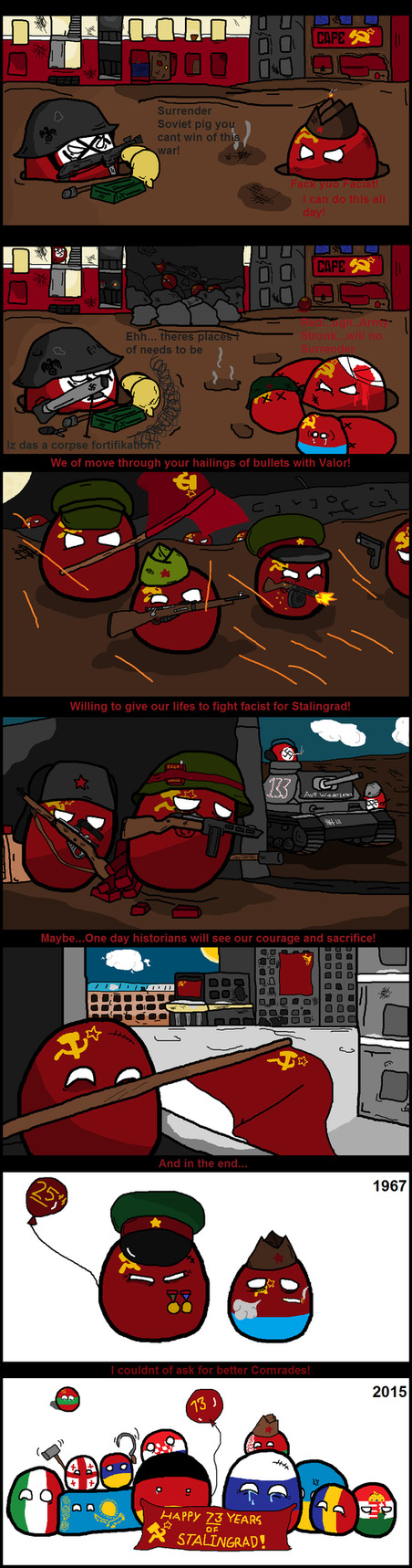 Countryballs!! - meme