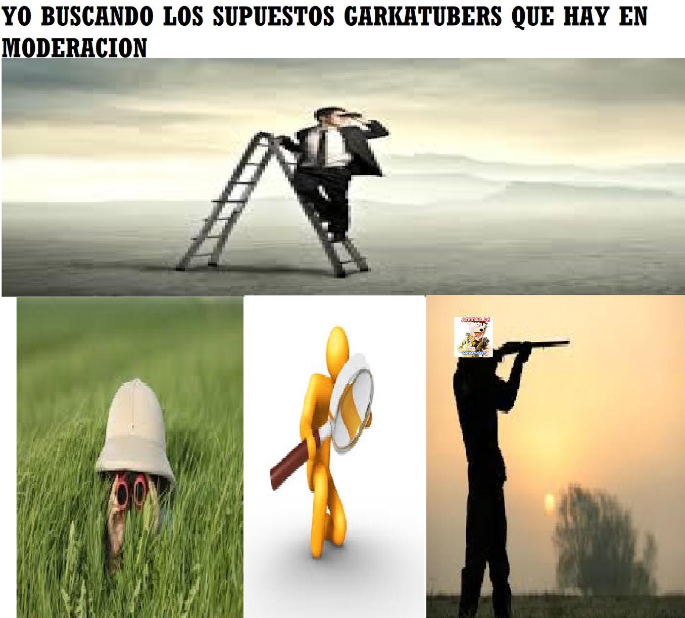 NO HAY GACHATUBERS QUE CAZAR :( - meme