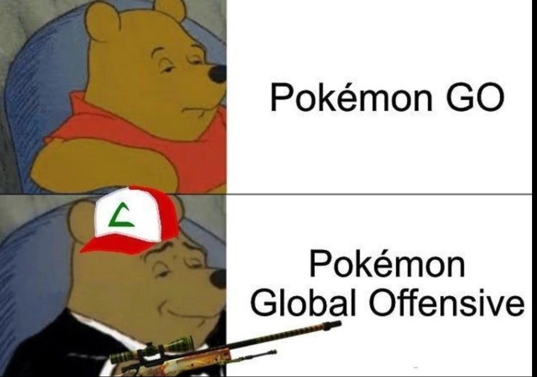 CS:GO.... - meme