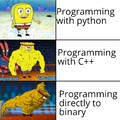 Only way to program