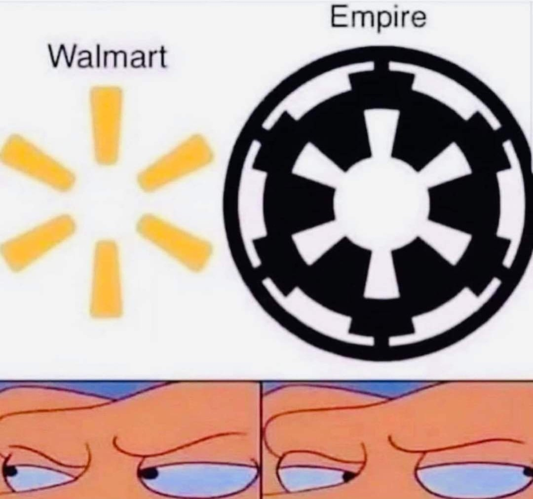 Title wants to join The Empire - meme