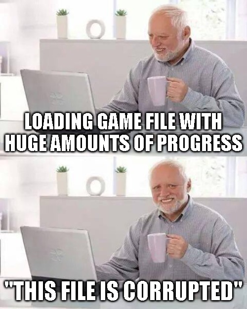 ...And That's Why I Stopped Playing This Game - meme