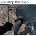 Dropping soap mw3 style