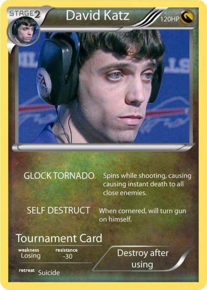 This card is extremely rare. - meme