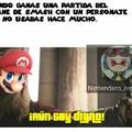 Cambie a Mario por Marth :'c