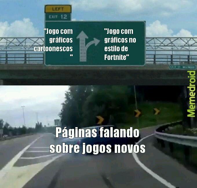 Jogeum Dauntless pessoal - meme