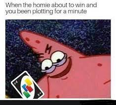U are not going to win this time - meme
