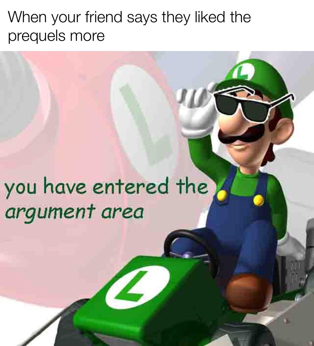 LuiGi - meme