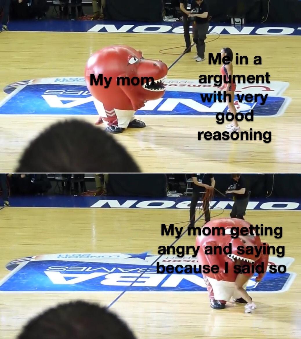 every argument ever - meme