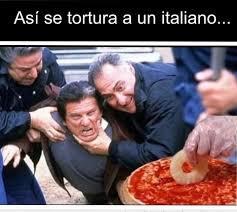 italiano siendo torturado - meme