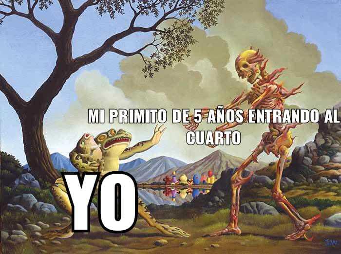 SEPA DE COVID - meme
