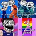 Vegeta gay