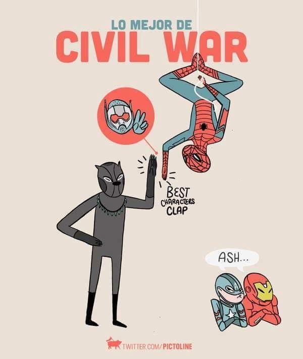 Personajes importantes - meme
