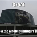 We must destroy the entire building