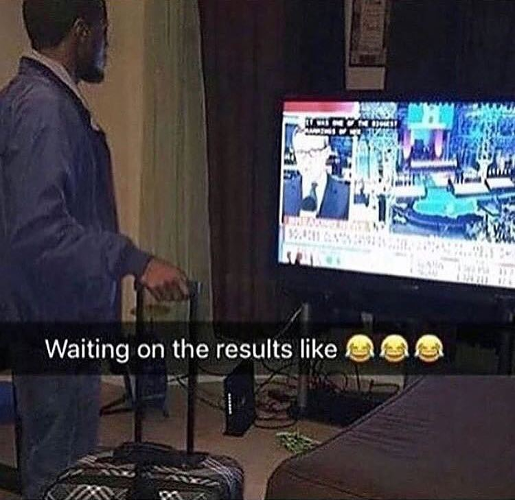 Elections - meme