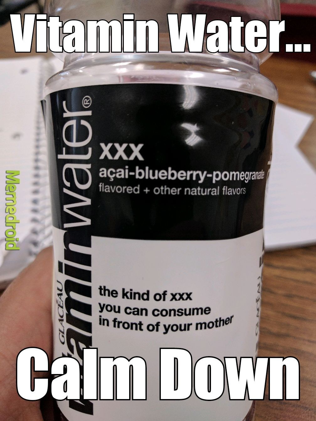 XXX is the best flavor.