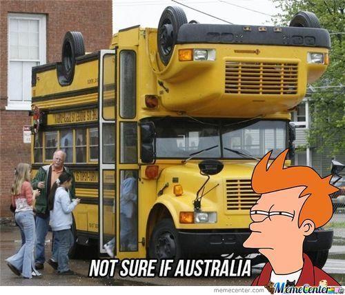 Definately Australia - meme