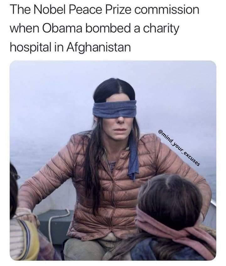 Bombs of peace - meme