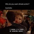 *coughs in Australian*