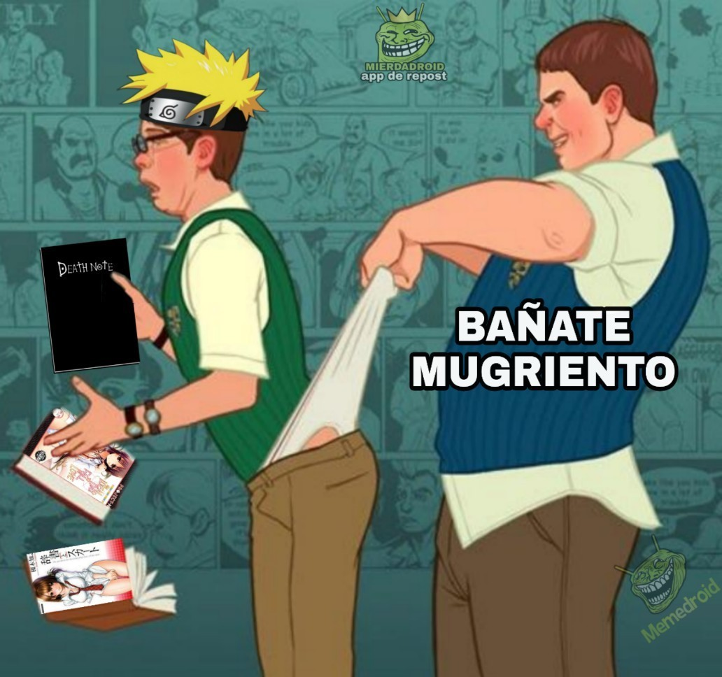 B A Ñ A T E - meme