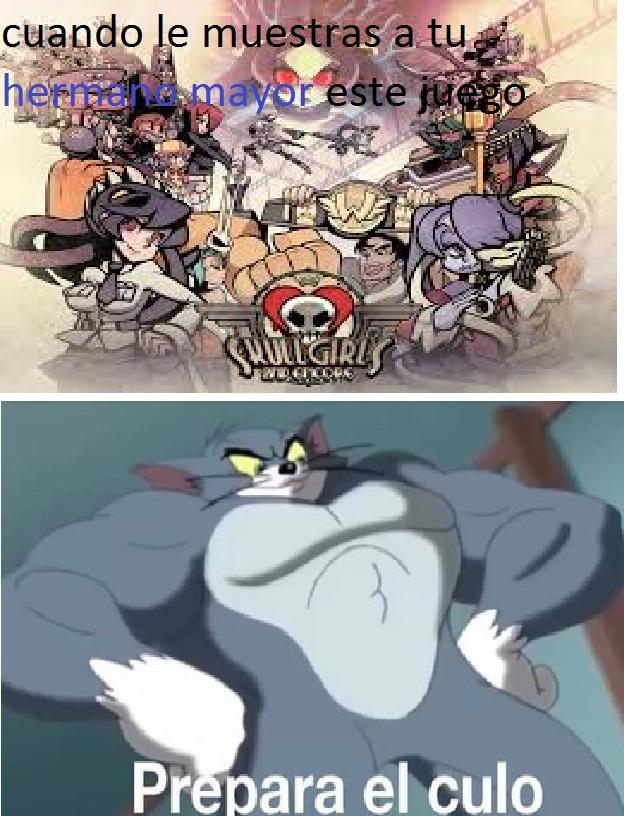 peack kun no oficial preparalo - meme